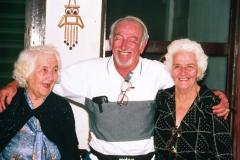 Aunt María Lola, Uncle Raúl, and Aunt Yoyó.