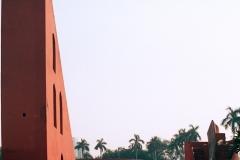 Jantar Mantar Observatory. Delhi, November 2003.