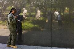 """""""The Count,"""" Korean War Memorial"""